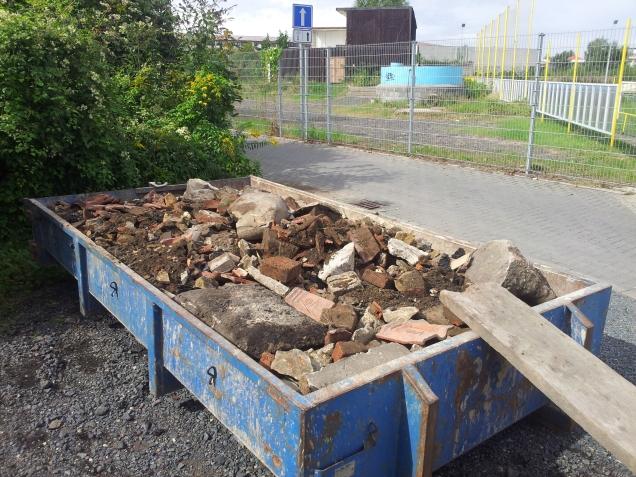 Zajistíme odvoz odpadu či suti ve velkoobjemových kontejnerech